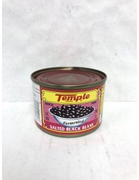 TEMPLE SALTED BLACK BEANS -...