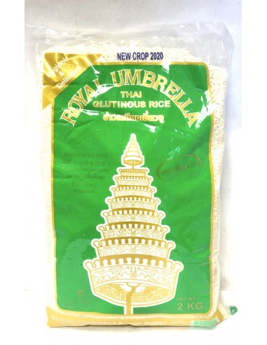 ROYAL UMBRELLA GLUTINOUS RICE - 2kg