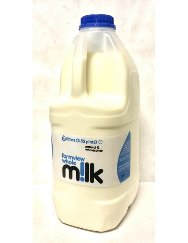FRESH WHOLE MILK (BLUE) - 2L