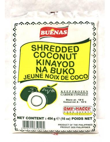 BUENAS SHREDDED COCONUT - 454g