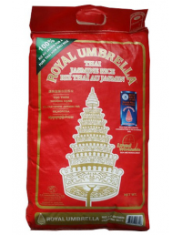 Royal Umbrella Jasmine Rice 10kg bag
