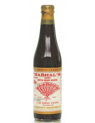 HABHAL'S CAP KIPAS UDANG SWEET SOYA SAUCE - 645ml
