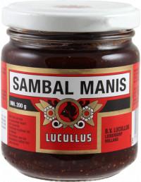 LUCULLUS SAMBAL MANIS - 200g