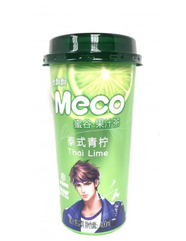 MECO THAI LIME FRUIT TEA - 400ml