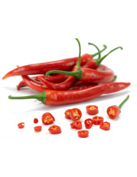 FRESH LARGE RED CHILLI 100G