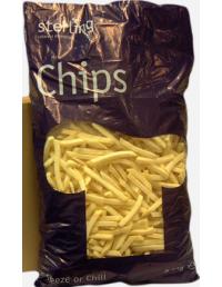 7x7 Julienne Chips - 2.5kg - Sterling