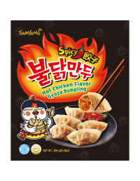 SAMYANG HOT CHICKEN...