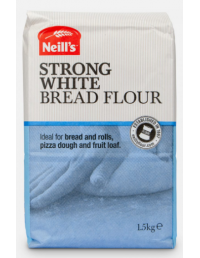 NEILLS STRONG WHITE BREAD...