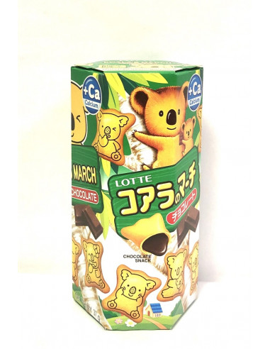 LOTTE KOALA'S MARCH BISCUITS...