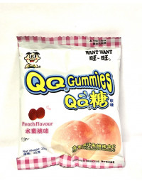 WANT WANT QQ GUMMIES PEACH...