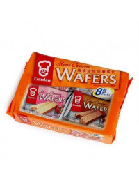 GARDEN MINI CREAM WAFERS...