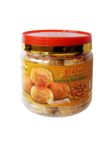 GOLD LABEL CASHEW NUT COOKIES - 300g