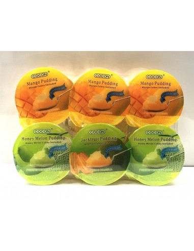 COCON ASSORTED FRUITS FLAVOUR JELLY –...