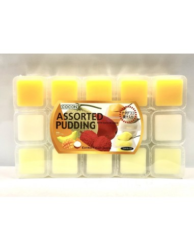 COCON ASSORTED FLAVOUR JELLY PUDDING...