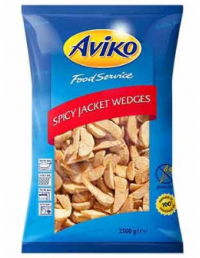 Spicy Potato Wedges - 2.5kg - Aviko