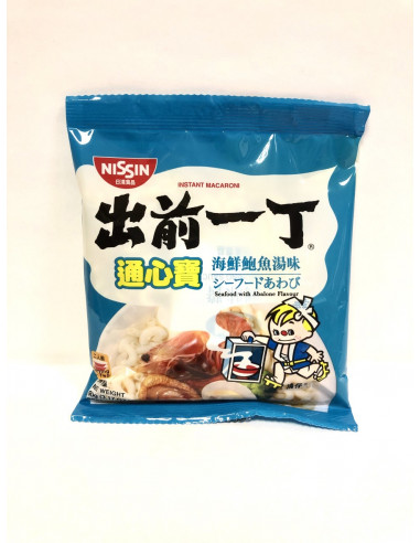 NISSIN INSTANT MACARONI SEAFOOD WITH...