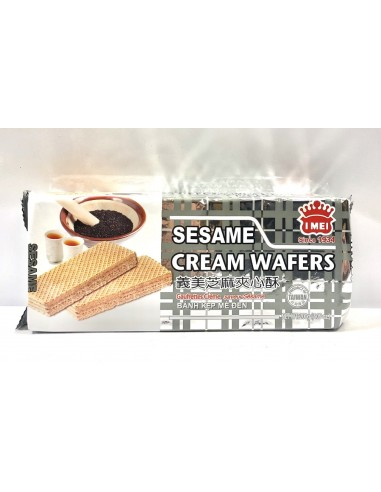 I MEI SESAME CREAM WAFERS – 200g