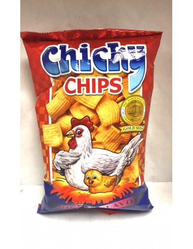 LALA CHICKY CHIPS - 100g