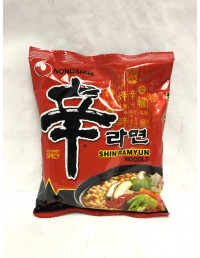 NONGSHIM SHIN HOT & SPICY NOODLE - 120G
