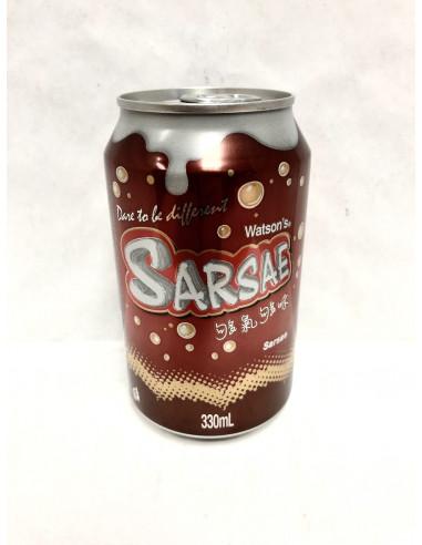 WATSONS SARSAE SPARKLING DRINK 330ML