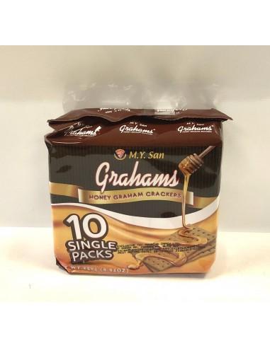 GRAHAMS HONEY CRACKERS – 250g