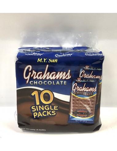 GRAHAMS CHOCOLATE CRACKERS – 250g