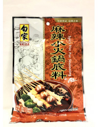 BAIJIA SPICY HOT POT SOUP BASE - 200g