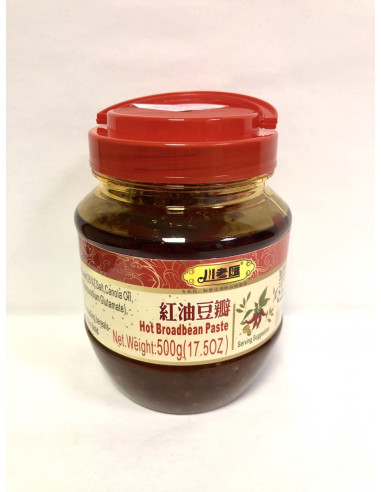CLH HOT BROAD BEAN PASTE - 500g