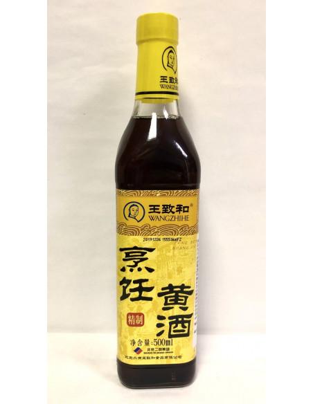 WANGZHIHE REFINED YELLOW COOKING WINE - 500ml