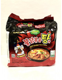 SAMYANG HOT CHICKEN FLAVOUR RAMEN STEW TYPE 5X145GM