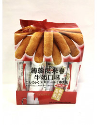 PEI-TIEN BROWN RICE ROLL MILK FLAVOUR - 160g