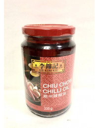 LEE KUM KEE CHIU CHOW CHILLI OIL - 335g