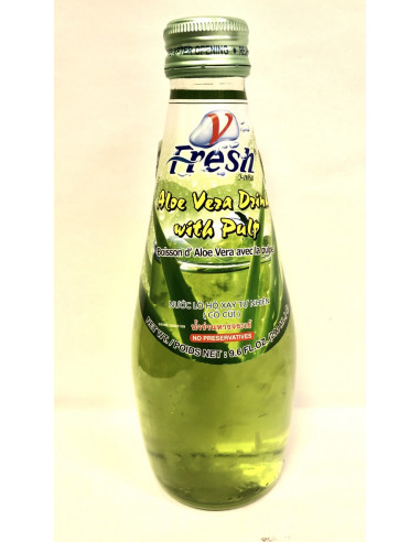 V-FRESH ALOE VERA DRINK WITH PULPS -...