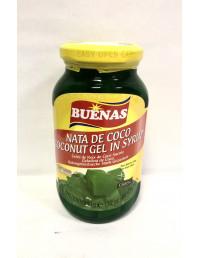 BUENAS COCONUT GEL IN SYRUP...
