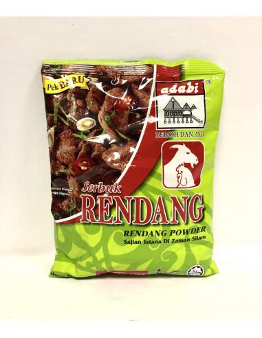 ADABI SERBUK RENDANG - RENDANG POWDER - 250g