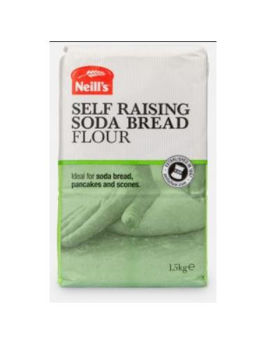 NEILLS SODA BREAD FLOUR - 1.5kg