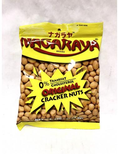 NAGARAYA CRACKER NUTS BUTTER FLAVOUR - 160g