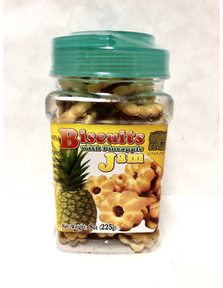 CHANG BISCUITS WITH PINEAPPLE JAM - 225g