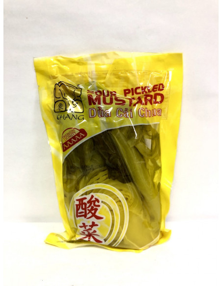 CHANG SOUR PICKLED MUSTARD - 300g