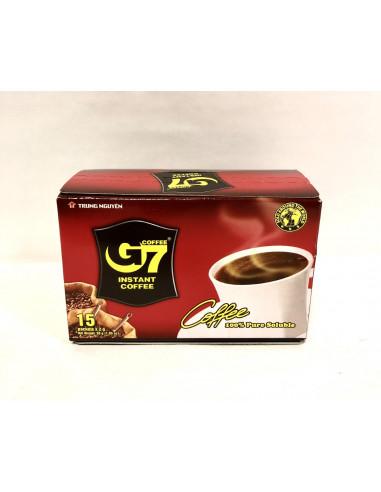 G7 3 IN 1 INSTANT COFFEE DRINK GRANULES - 15 SACHET