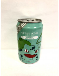 OCEAN BOMB&POKEMAN APPLE - 330ml