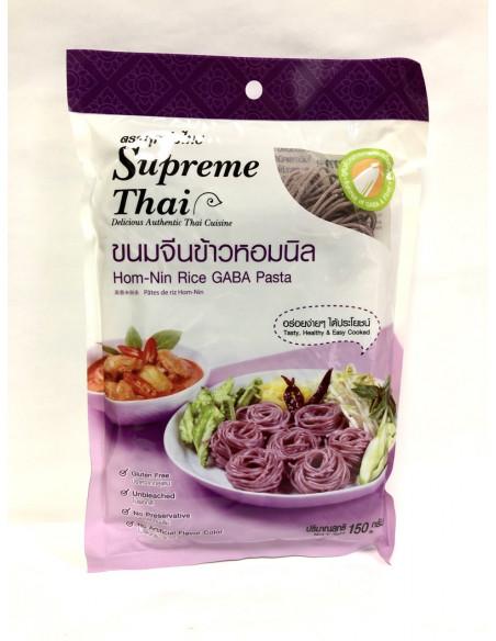 SUPREME THAI HOM-NIN RICE GABA PASTA - 150g