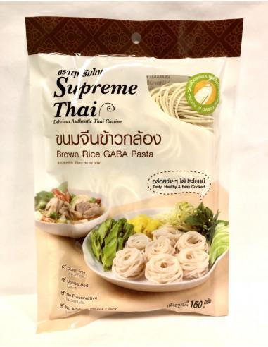 SUPREME THAI BROWN RICE GABA PASTA - 150g