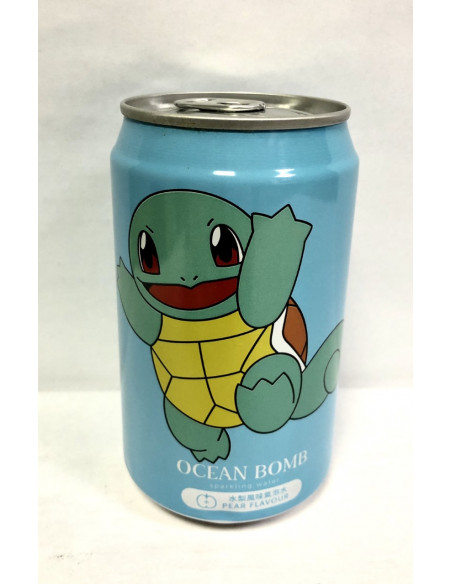 OCEAN BOMB&POKEMAN PEAR - 330ml