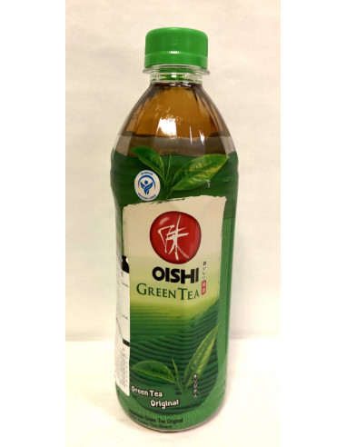 OISHI JAPANESE GREEN TEA ORIGINAL FLAVOUR - 500ml