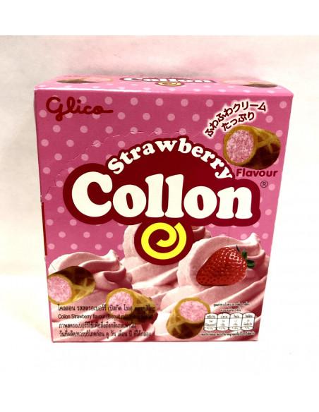GLICO COLLON STRAWBERRY FLAVOUR - 54g