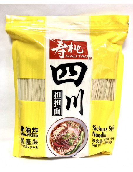 SAU TAO SICHUAN SPICY NOODLE FAMILY PACK - 1.36KG