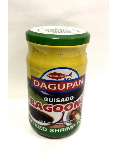 DAGUPAN SWEETENED SAUTEED SHRIMP PASTE (BAGOONG GUISADO) - 250g