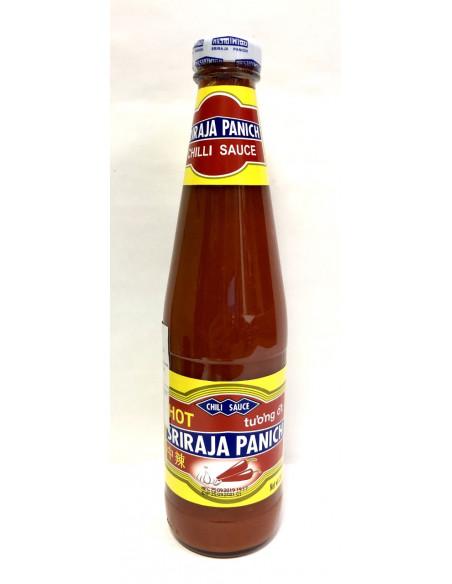 SRIRAJA PANICH RED CHILI SAUCE (HOT) - 570g