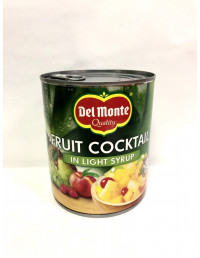 DEL MONTE FRUIT COCKTAIL IN SYRUP - 825g